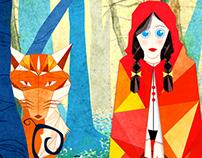 ليلي و الذئب