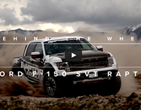 Gear Patrol :: Behind The Wheel: Ford F-150 SVT Raptor