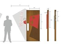The Sheldon // Enviromental Graphics