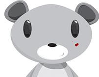 Poxxy Bear- WIP