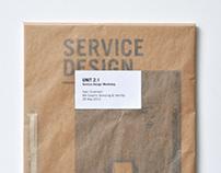 Service Design Report