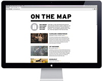 On the Map Website