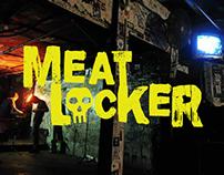Rebranding Concept for the Meatlocker Music Venue