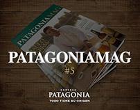 Patagonia Mag # 5 (Cerveza Patagonia)