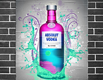 Absolut Unique Campaign