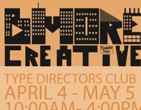 Bmore Creative Poster