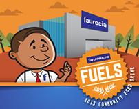 Faurecia - FUELS 2013