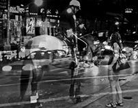 New York City - Double Exposure