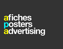 Afiches / Posters / Advertising