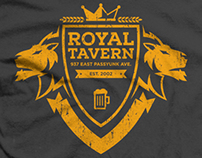 Royal Tavern tee