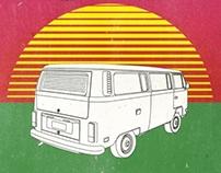 Dj Tzinas - Boom Draw Tour / Posters