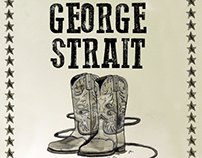 George Strait 60 for 60