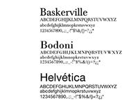Manchas Tipográficas