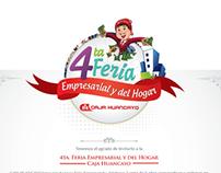 INVITACION Y SOBRE PARA CAJA HUANCAYO