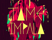"Tame Impala - ""Mind Mischief"" Poster"