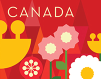 Proposed Canadian Postage Stamp Collection