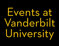 Events at Vanderbilt