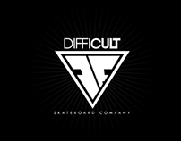 DIFFICULT CLOTHING SKATEBOARDING