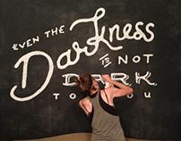 Darkness Is Not Dark