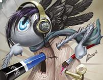 AdobeDay MX poster