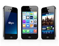 Skygo App Case Study IOS 7