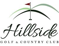 Hillside Country Club logo
