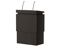 Spietz Height adjustable Lectern