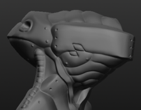 3D sculpting beginning projects