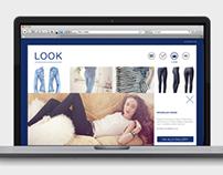 Fashion Design Studio - website