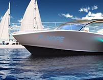 F-HOPE yacht design