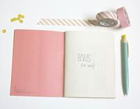 Le petit carnet rose