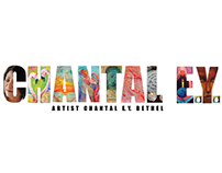 Artist Chantal E.Y. Bethel web header graphic