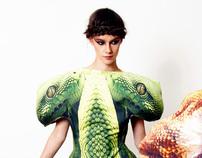 Reptile Dresses