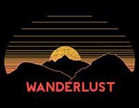 Co-Branded Apparel Design: Wanderlust + lululemon