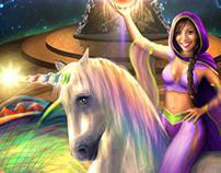 Ushantha's Fantasy Realm