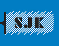 SJK Window Cleaning Services Branding & Business Card
