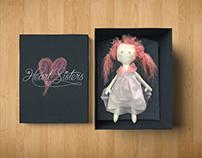Heart Sisters - Logo Design