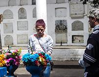 Historia cementerio central
