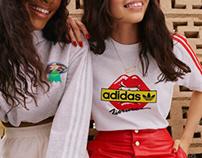 Adidas Originals x Fiorucci /// drop II