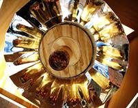 Solar Tea Table