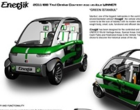 Enerjik - The Eco-Vehicle