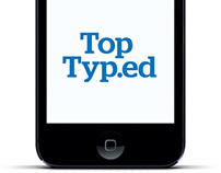 'Top Typ.ed' app - Hackathon Competition
