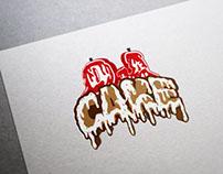 DJ Cake Logo