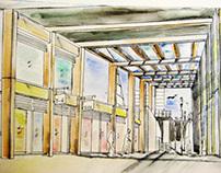 Brown Med School Urban Development Project
