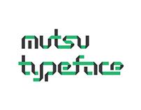 MUTSU typeface v.1.01