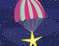 Una Star Paracadutista!