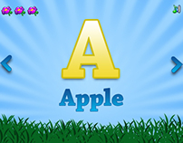 Multilingual Kids Alpha Reading  Android and iPad App