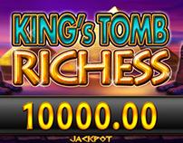 Bingo King's Tomb Riches Game