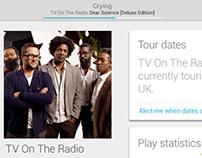 Google Play Desktop (MOCK-UP)
