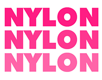 Nylon International - University Final Campaign